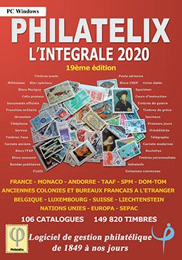 PHILATELIX INTEGRALE 2020