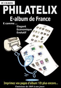 PHILATELIX E-ALBUM DE FRANCE